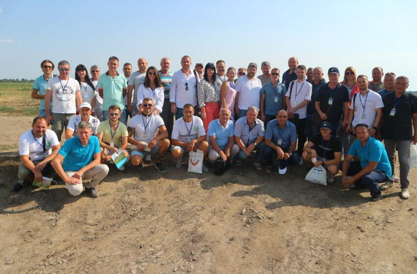На Одещині відбулася спільна практична українсько-французька конференція для горіхівників