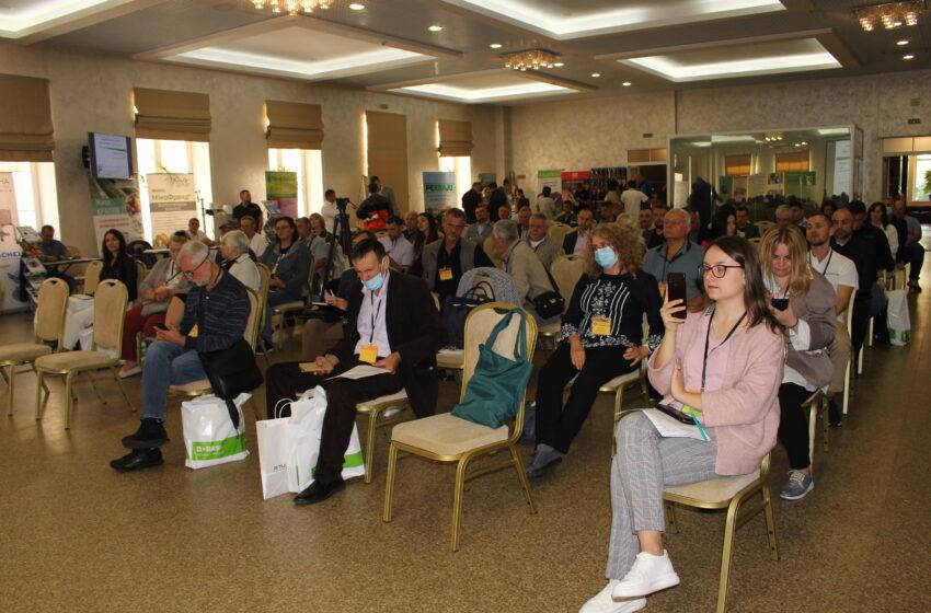 Всеукраїнський Горіховий форум 2021: як це було (фотозвіт)