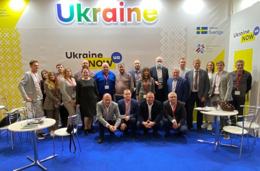 Українські фермери взяли участь у Міжнародній продуктовій виставці ANUGA