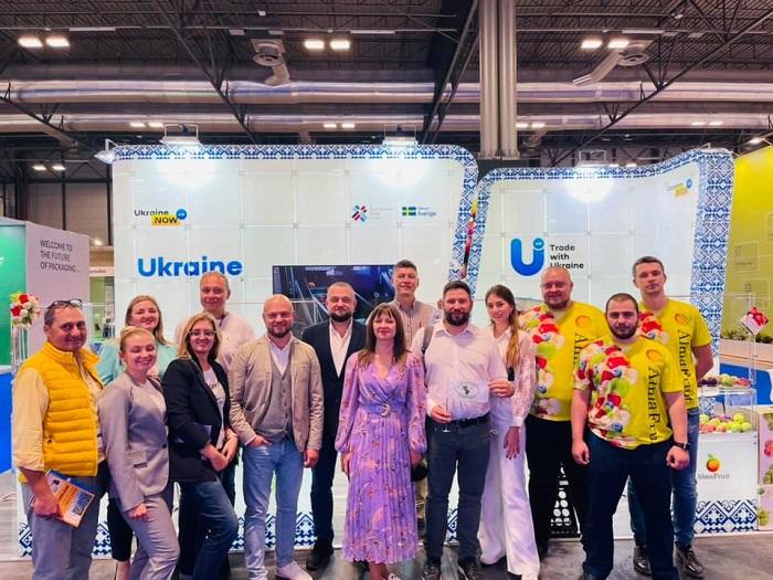 Українські компанії взяли участь у провідній садівничій виставці світу Fruit Attraction