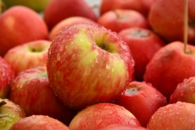 У Польщі також драматична ситуація з яблуками